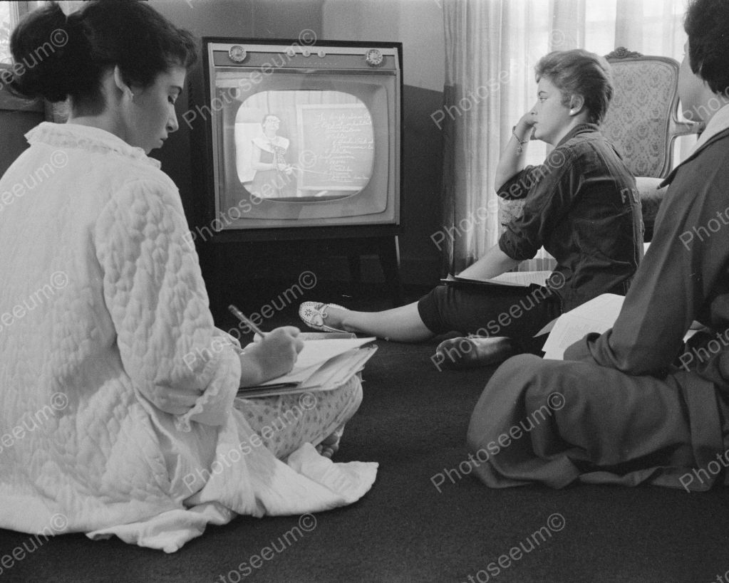 Memories of Televisions Past: Watching TV through the